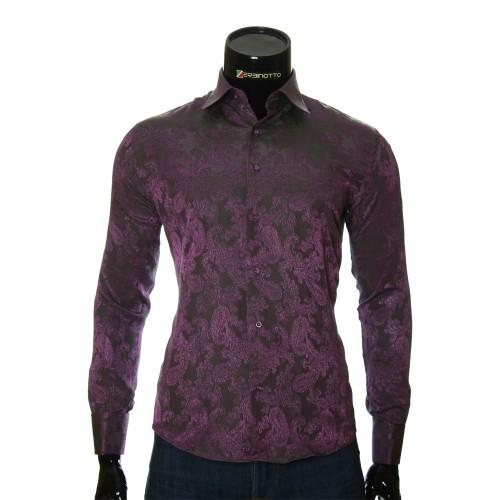 Мужская рубашка под запонки NP 0121