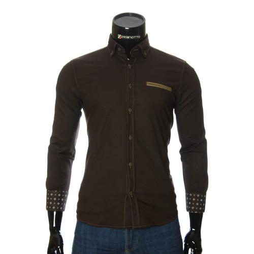 Pure Cotton Plain Shirt NP 2908-2