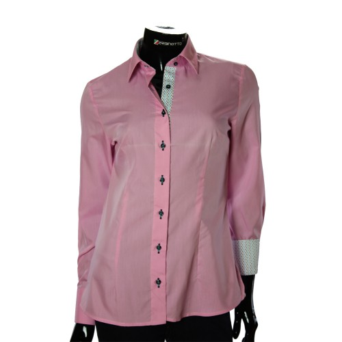 Pure Cotton Pink Shirt LF 0011-1