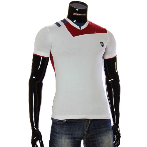 Stretch White T-shirt AR 5003-5