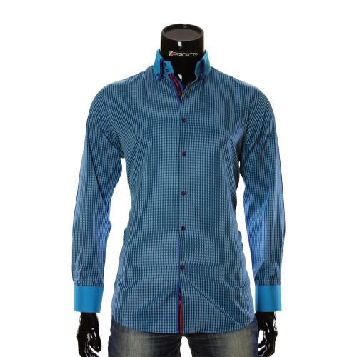 Men`s checkered shirt CC 1953-1