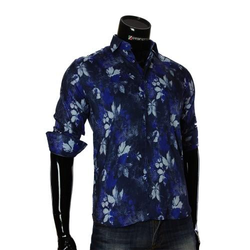 Cotton Print Pattern Shirt RV 1951-1