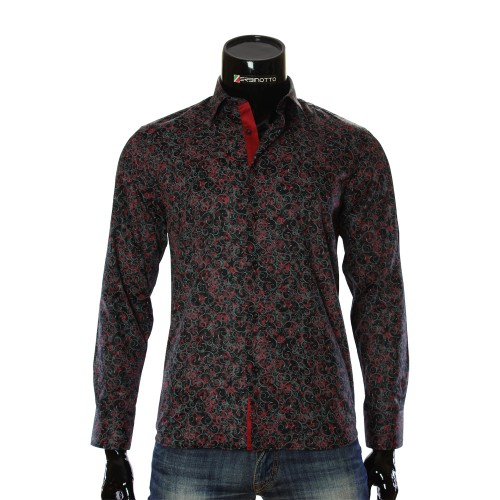 Cotton Print Pattern Shirt RV 1952-1