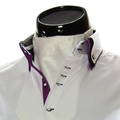 Мужской шейный платок аскот RM9030-1