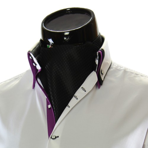 Мужской шейный платок аскот RM9030-3