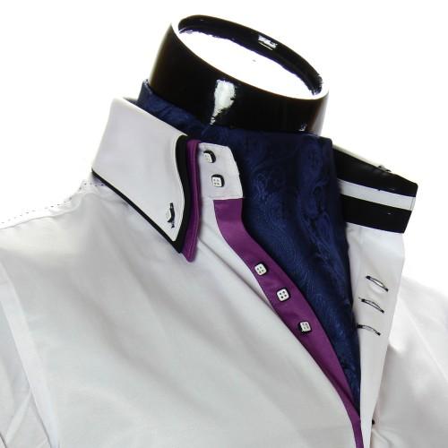 Мужской шейный платок аскот RM9030-4