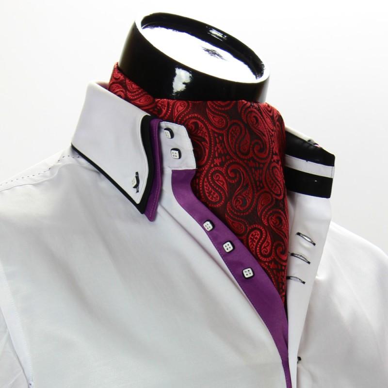 Мужской шейный платок аскот RM9030-5