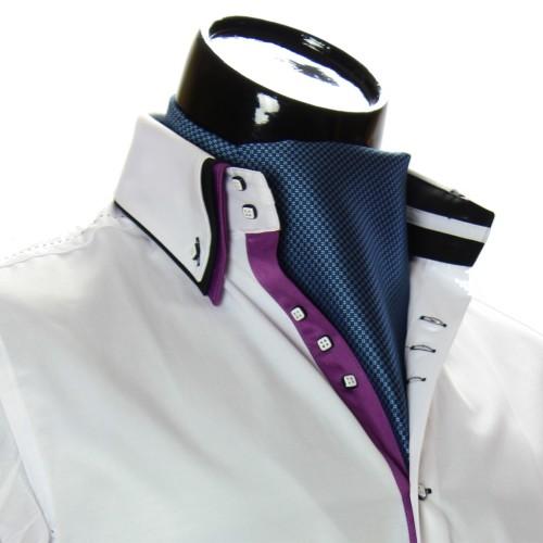 Мужской шейный платок аскот RM9030-7