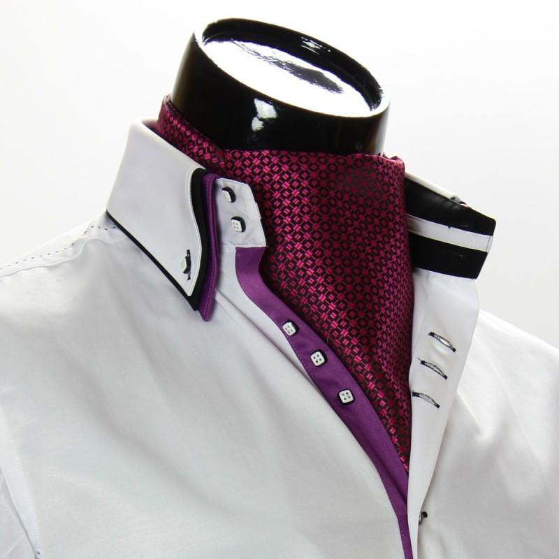 Мужской шейный платок аскот RM9030-8