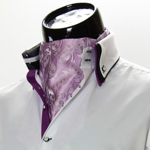 Мужской шейный платок аскот RM9030-9