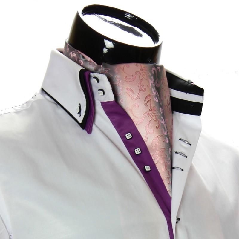 Чоловіча шийна хустка аскот RM9030-12