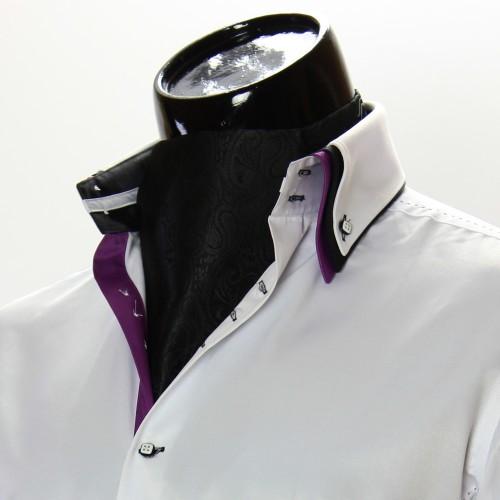 Мужской шейный платок аскот RM9030-13