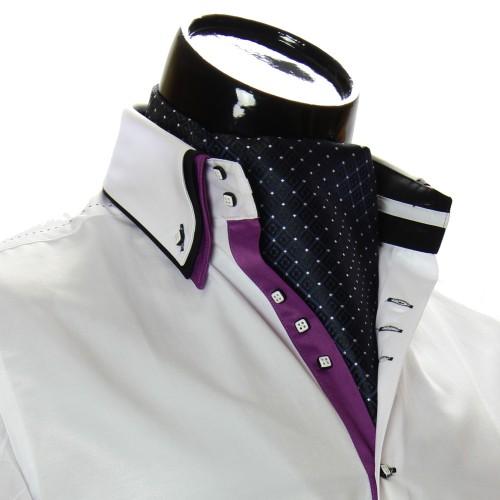 Мужской шейный платок аскот RM9030-14
