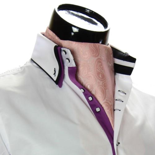 Мужской шейный платок аскот RM9030-17