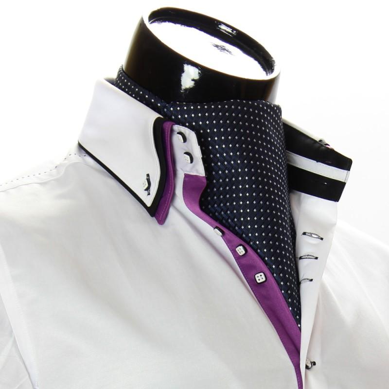 Мужской шейный платок аскот RM9030-18
