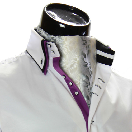 Чоловіча шийна хустка аскот RM9030-21