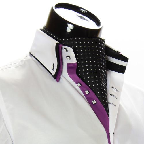 Чоловіча шийна хустка аскот RM9030-23