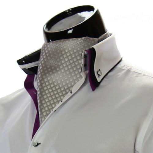 Мужской шейный платок аскот RM9030-24