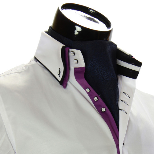 Мужской шейный платок аскот RM9030-25