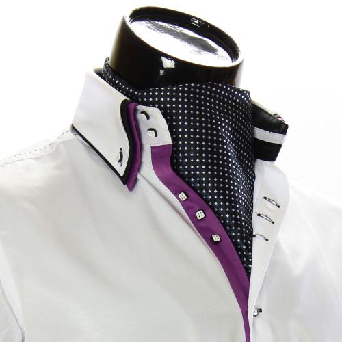 Чоловіча шийна хустка аскот RM9030-28