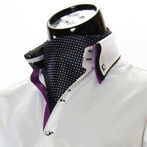 Мужской шейный платок аскот RM9030-28