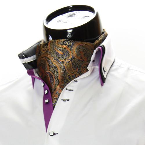Чоловіча краватка Аскот га шию CH 9050