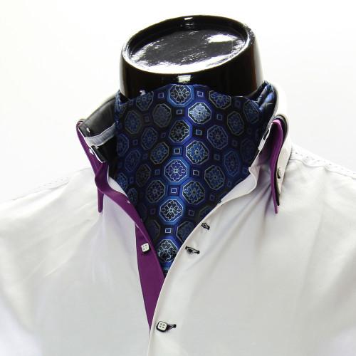 Чоловіча краватка Аскот на шию CH 9050-3