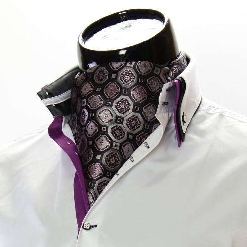 Чоловіча краватка Аскот на шию CH 9050-4