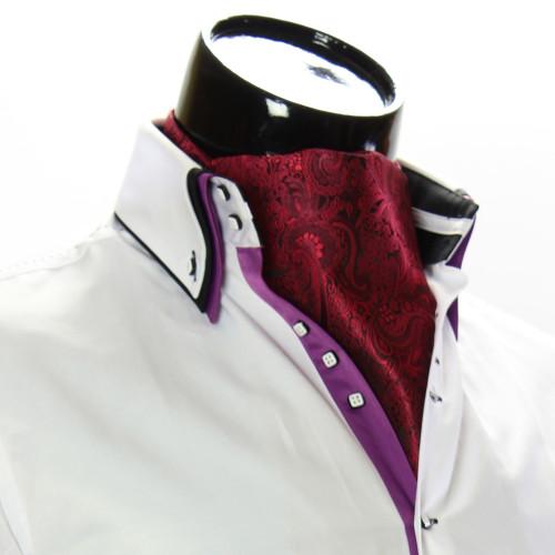Чоловіча краватка Аскот на шию CH 9050-5