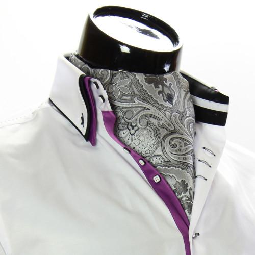 Мужской шейный платок аскот CH 9050-6