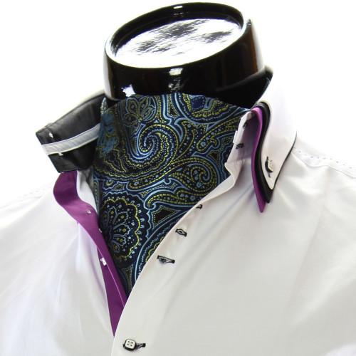 Чоловіча краватка Аскот на шию CH 9050-12