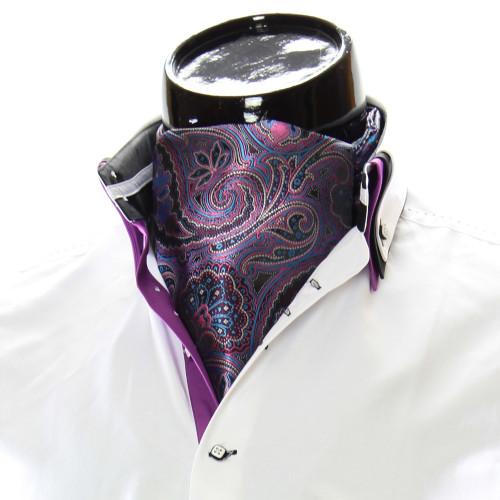 Чоловіча краватка Аскот на шию CH 9050-14