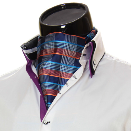 Чоловіча краватка Аскот на шию CH 9050-19