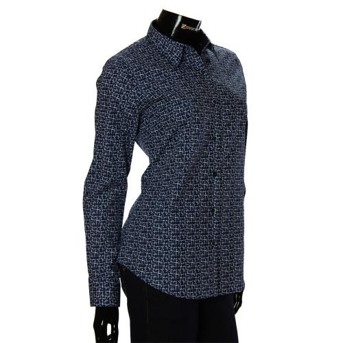 Жіноча сорочка у візерунок GR 1037-2