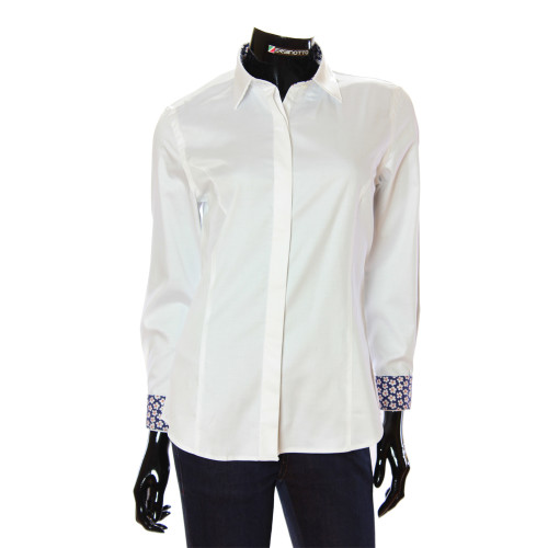 Pure Cotton Women`s Shirt TNL 1036-1