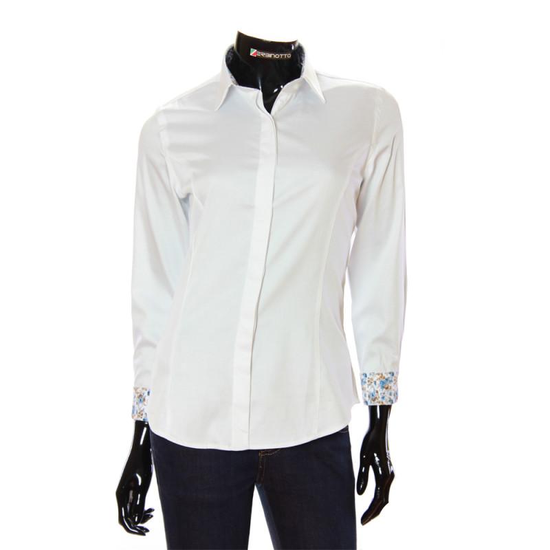 Pure Cotton Women`s Shirt TNL 1036-2