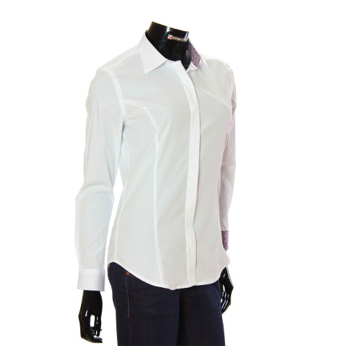 Pure Cotton Women`s Shirt TNL 1036-3