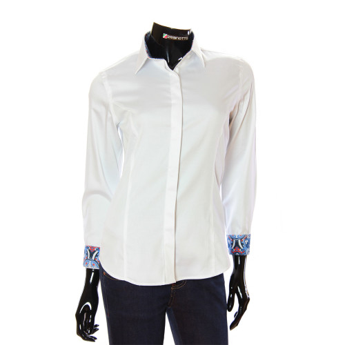 Pure Cotton Women`s Shirt TNL 1036-4