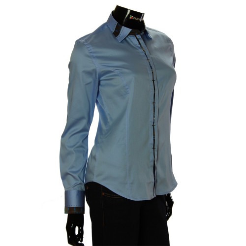 Pure Cotton Women`s Shirt TNL 1035-2