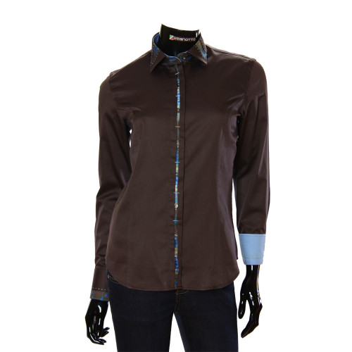 Pure Cotton Women`s Shirt TNL 1035-3