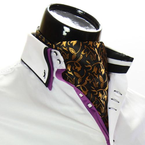 Мужской шейный платок аскот CH 9050-21