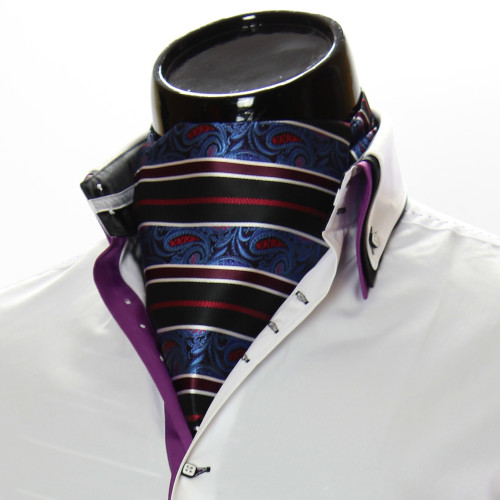 Чоловіча краватка Аскот на шию CH 9050-22