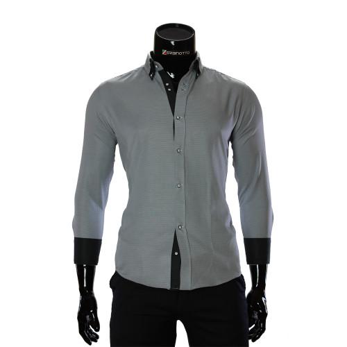 Satin Cotton Plain Shirt MM 1959-4