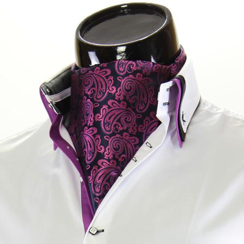 Чоловіча краватка Аскот на шию CH 9050-24