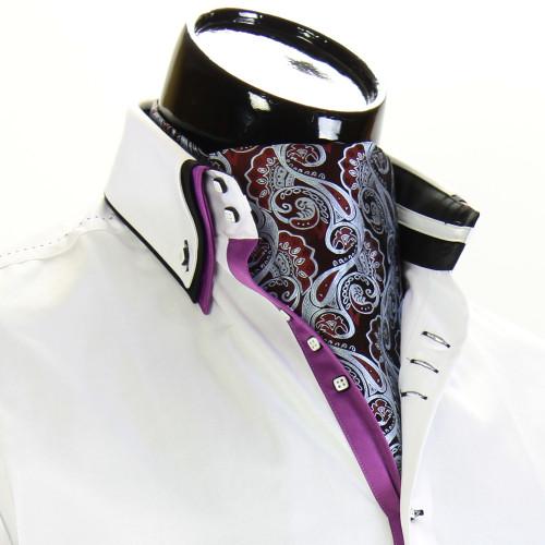 Чоловіча краватка Аскот на шию CH 9070-5