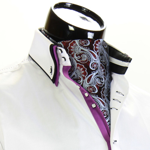 Мужской шейный платок аскот CH 9070-5