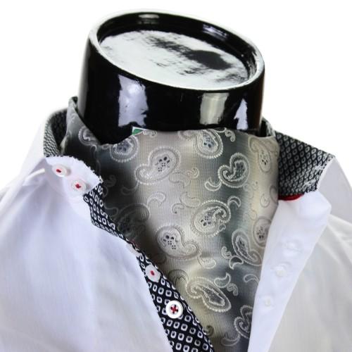 Мужской шейный платок аскот GF1501-10