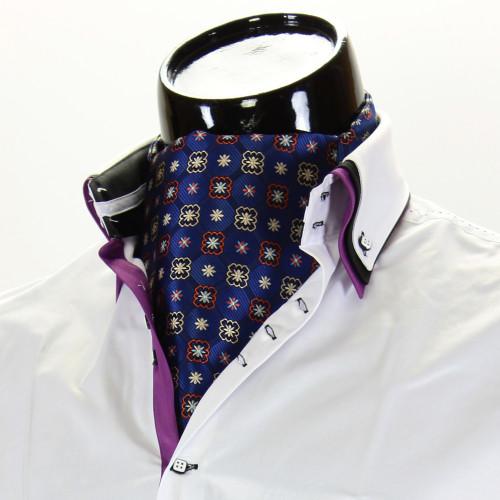 Мужской шейный платок аскот CH 9070-12