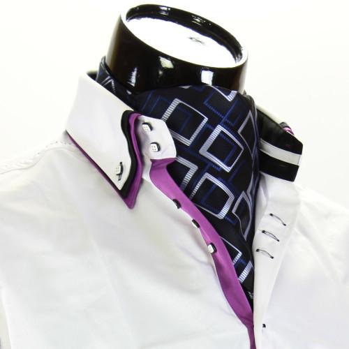 Мужской шейный платок аскот CH 9070-13