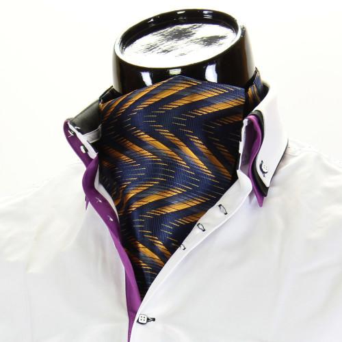 Чоловіча краватка Аскот на шию CH 9070-14